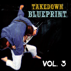 The Takedown Blueprint by Jimmy Pedro and Travis Stevens Vol. 3 - main store product image