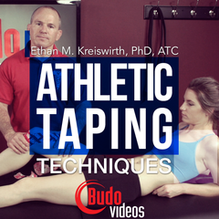 Athletic Taping Techniques by Ethan M. Kreiswirth, PhD, ATC - main store product image