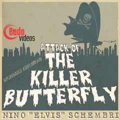 Killer Butterfly BJJ Sweeps by Nino Schembri - main store product image