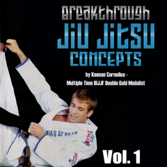 Breakthrough Jiu Jitsu Concepts Vol 1 - main store product image