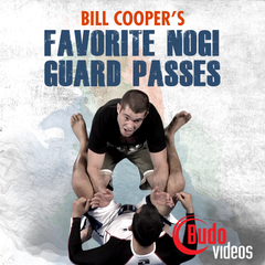 Bill Cooper's Favorite Nogi Guard Passes - main store product image