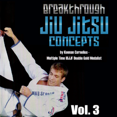 Breakthrough Jiu Jitsu Concepts Vol 3 - main store product image