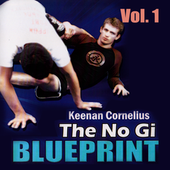 No Gi Blueprint Guard Passing by Keenan Cornelius Vol.1 - main store product image