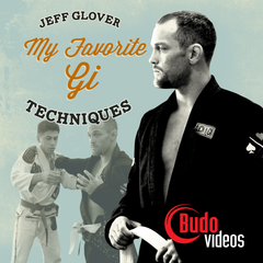 My Favorite Gi Techniques by Jeff Glover - main store product image
