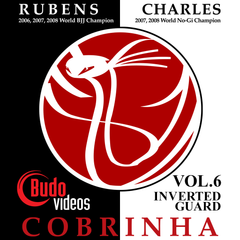 Cobrinha BJJ Vol 6 - Inverted Guard - main store product image