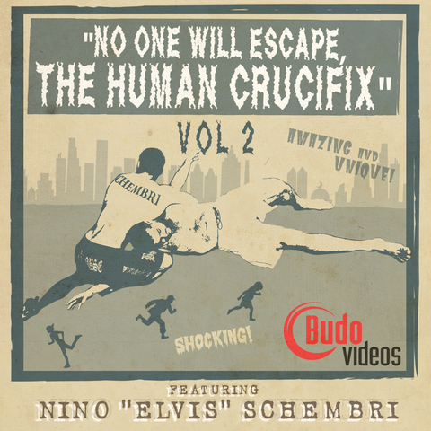 Human Crucifix Vol 2 by Nino Schembri - main store product image