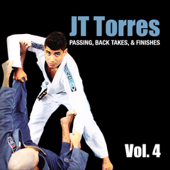 Passing, Back Takes, and Finishes by JT Torres Vol. 4 - main store product image