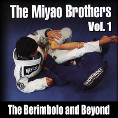 The Berimbolo and Beyond by Miyao Brothers Vol. 1 - main store product image