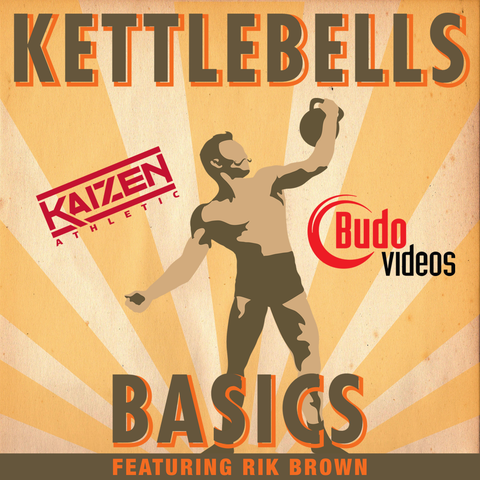 Kettlebell Basics with Rik Brown - main store product image