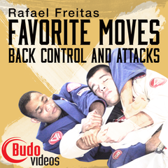 Rafael Freitas Favorite Moves- Back Control and Attacks - main store product image