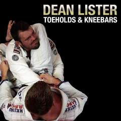 Toeholds and Kneebars by Dean Lister Vol 3 - main store product image
