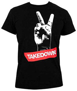 For the Takedown Shirt by Kaizen Athletic