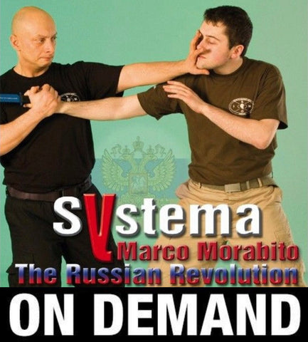 Russian Martial Arts Systema with Marco Morabito (On Demand) - Budovideos