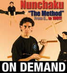 Nunchaku The Method from 0 to 100% with Toni Moreno (On Demand) - Budovideos