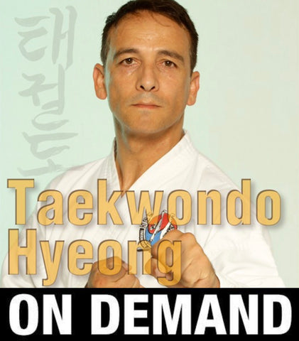 Traditional Taekwondo Hyeong by Rudolf Winterstein (On Demand) - Budovideos