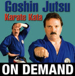 Goshin Jutsu Kata by George Bierman (On Demand) - Budovideos
