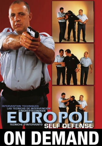 Europol Intervention Techniques by Raymond Carter (On Demand) - Budovideos