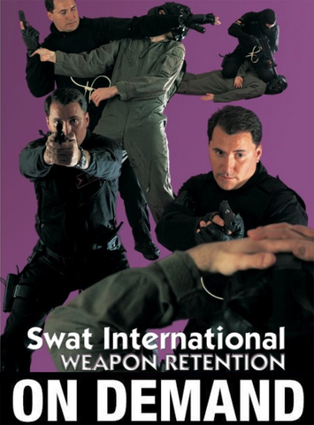 SWAT International Weapon Retention with David Rivas (On Demand) - Budovideos