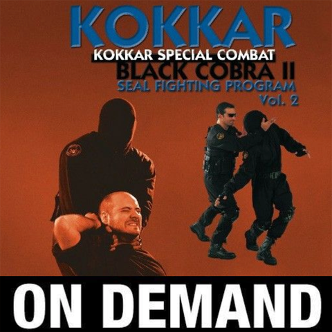 Kokkar Black Cobra II Vol 2 by Fernando Bandini (On Demand) - Budovideos