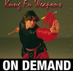 Kung Fu Weapons with Paolo Cangelosi (On Demand) - Budovideos