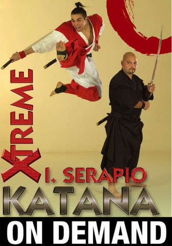 Extreme Katana with Ignacio Serapio (On Demand) - Budovideos