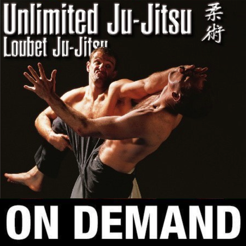 Unlimited Jiu-jitsu with Philippe Loubet (On Demand) - Budovideos