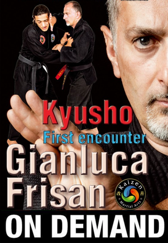 Kyusho First Encounter with Gianluca Frisan (On Demand) - Budovideos