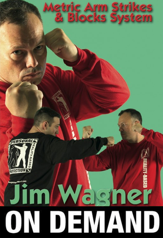 Metric Arm Strikes & Blocks System Vol 1 by Jim Wagner (On Demand)