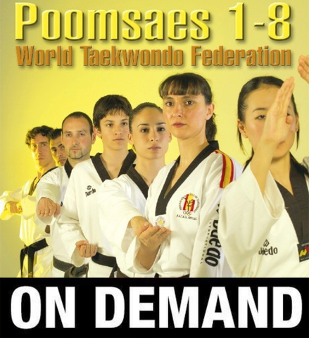 Taekwondo WTF Basic Poomsae (On Demand)