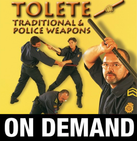 Tolete Canario Traditional & Police Weapon with Jorge Dominguez Naranjo (On Demand)