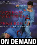 Viet Vo Dao Phan Don Counter Techniques with Patrick Levet (On Demand) - Budovideos