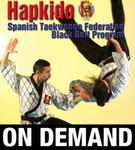 Hapkido Official Program (On Demand) - Budovideos