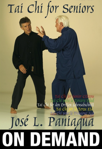 Tai Chi Chuan for Seniors by Jose Luis Paniagua (On Demand) - Budovideos