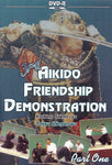 3rd Aikido Friendship Demo Part 1 DVD (Preowned) - Budovideos