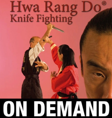 Hwa Rang Do Knife Fighting with Taejoon Lee (On Demand)