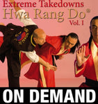 Hwa Rang Do Extreme Takedowns Vol 1 by Taejoon Lee (On Demand) - Budovideos