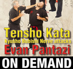 Kyusho Tensho Kata: Nerve Attacks of the Bubishi with Evan Pantazi (On Demand) - Budovideos