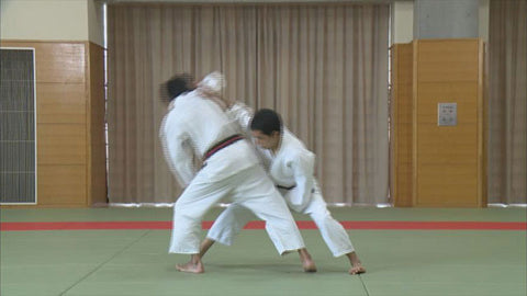 Sample 1 - Sefukai Real Aikido DVD 1: Basic Techniques & Submissions with Tetsuma Mochizuki