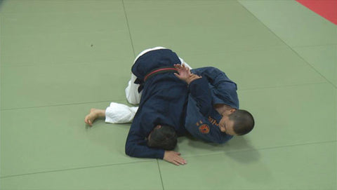 Sample 2 - Sefukai Real Aikido DVD 1: Basic Techniques & Submissions with Tetsuma Mochizuki