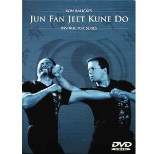 Ron Balicki's Jun Fan Jeet Kune Do Instructor Series  8 DVD Set - Budovideos
