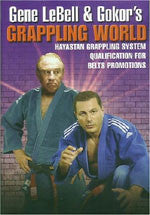 Gene LeBell & Gokor Chivichyan's Grappling World DVD 1