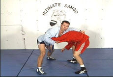 Sambo Submission Fighting 10 DVD Set with Vladislav Koulikov - Budovideos