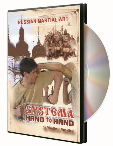 Systema Hand to Hand DVD - Budovideos