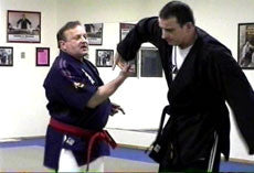 Advanced Grappling Concepts DVD by George Dillman - Budovideos