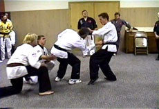 Awesome Pressure Point Knockouts DVD by George Dillman 4