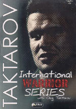 International Warrior Series 2 DVD Set with Oleg Taktarov & Vladimir Vasiliev - Budovideos