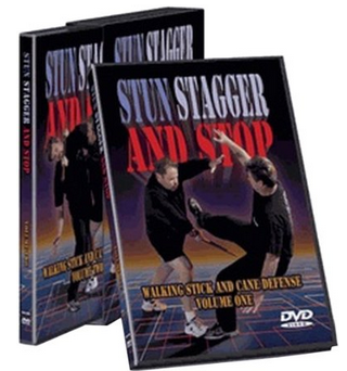 Stun, Stagger, & Stop 2 DVD Set with Lynn Thomson & Ron Balicki 7