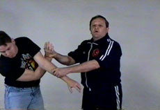 Pressure Points for Police Only by George Dillman DVD 5