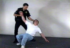 Pressure Points for Police Only by George Dillman DVD 3