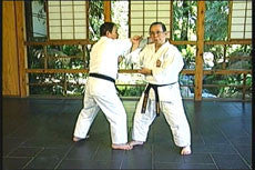 The Karate of Choki Motobu DVD by Chosei Motobu 2